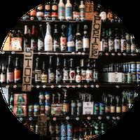 Beershop round 200x200